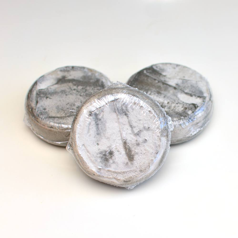 Unscented Iron CONCRETE Plasma Soap