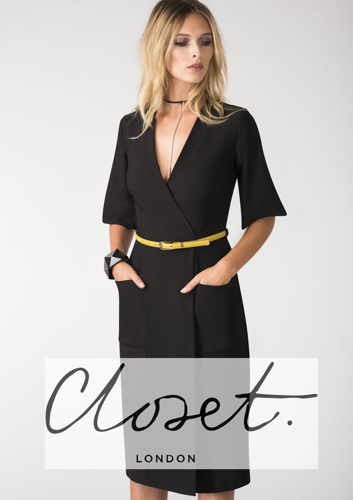 Flaunt now stocking Closet Dresses!