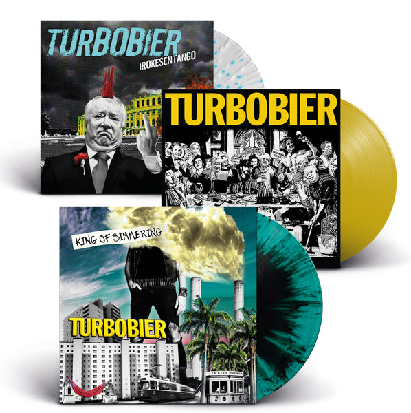 TURBOBIER - Vinyl Bundle #1