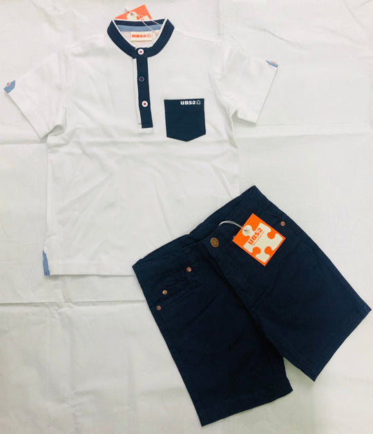 UBS2 Smart Boys Short Set (1)