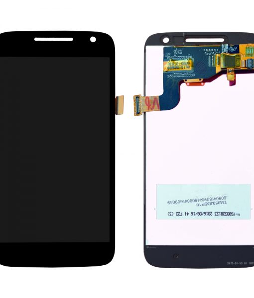 Moto G4 Play Display and Touch Screen Gorilla Glass Replacement