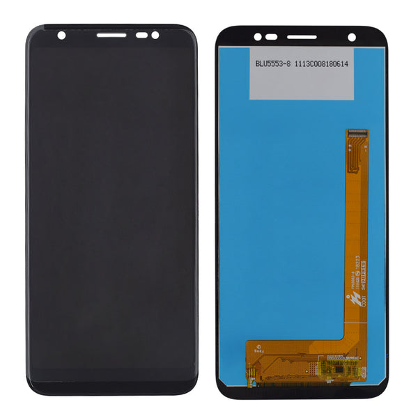 Yu Ace YU5014 Display and Touch Screen Glass Combo Replacement