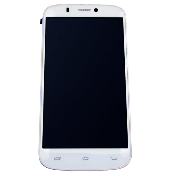 Micromax Canvas Gold A300 LCD Display and Touch Screen Combo