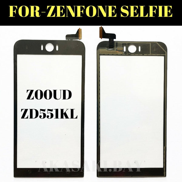 Touch Screen Digitizer Glass Replacement For ASUS Zenfone Selfie Z00UD ZD551KL ZE551KL