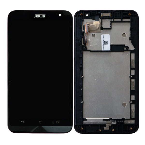Asus Zenfone 2 Laser Display Z00LD and Touch Screen Glass With Frame
