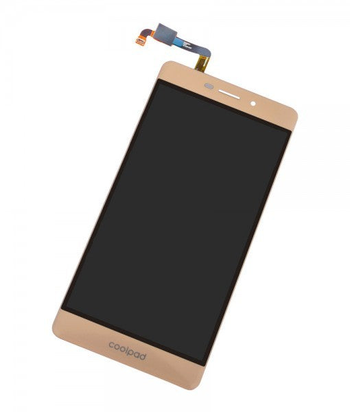 Coolpad Mega 2.5D Display Y83-I00 With Touch Screen Glass