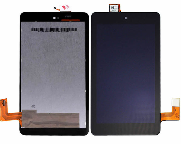 Dell Venue 7 3730 / 3740 Touch Screen Digitizer Glass LCD Display Assembly Folder