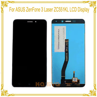 OEM - ZenFone 3 Laser ZC551KL LCD Touch Screen Digitizer Display Replacement