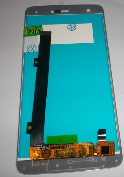 Gionee Ctrl V6L Lcd Screen With Digitizer White