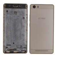 Gionee M5 Lite Complete Housing Body With Front Bezel and Battery Back Door - TOUCH LCD HOUSE