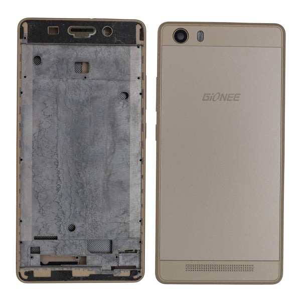 Gionee M5 Lite Complete Housing Body With Front Bezel and Battery Back Door