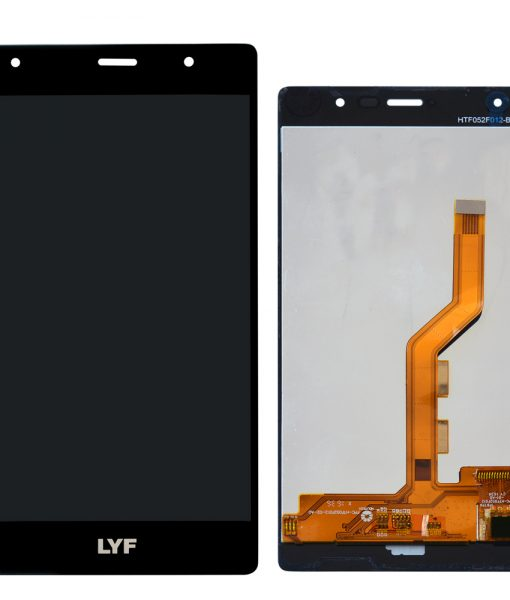 LYF Water F1s Display LS-5201 and Touch Screen Digitizer Glass Combo