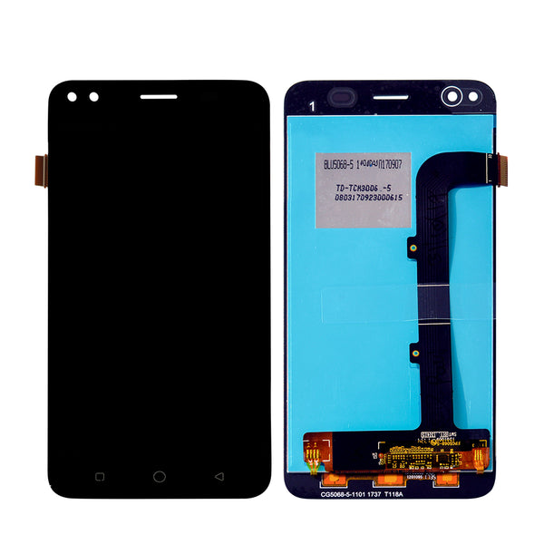 Micromax Canvas 1 C1 Display and Touch Screen Glass Combo