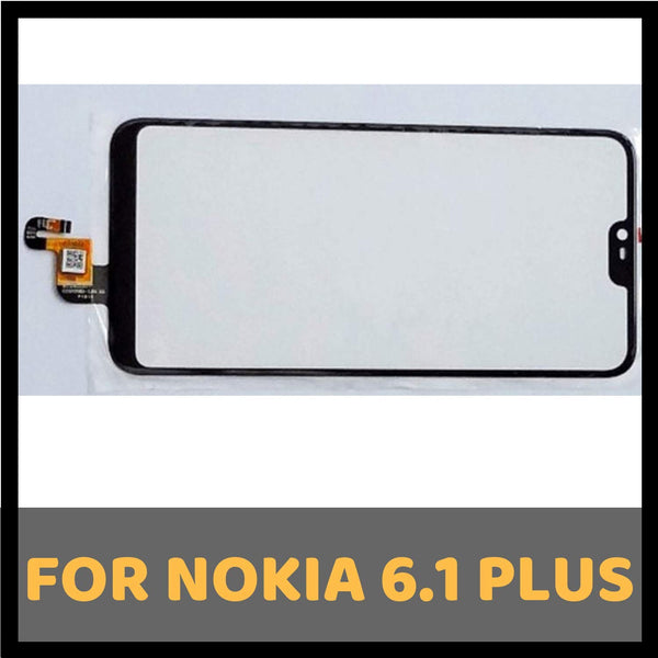 Touch Screen Digitizer Glass Replacement For Nokia 6.1 Plus