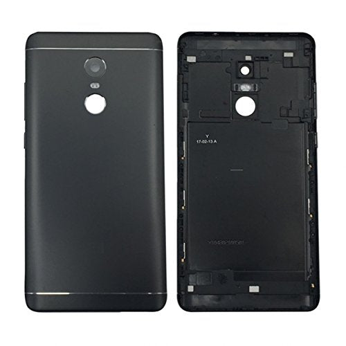 Redmi note 4 Back Panel / Battery Back Door / Metal Back With Camera Lens