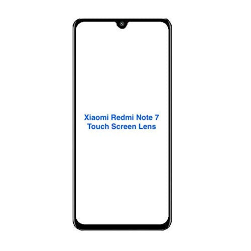 Touch Screen Digitizer Glass Replacement For Front Glass Redmi Note 7