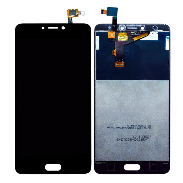 LCD Display And Touch Screen Digitizer Glass Combo Replacement For Infinix Note 4 X572