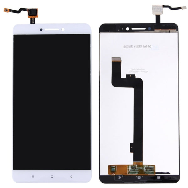 Xiaomi Mi Max Display With Touch Screen Glass – Replacement