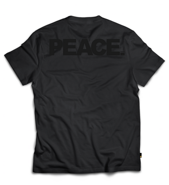 SPREAD PEACE AMONGST THE PEOPLE - BLACK