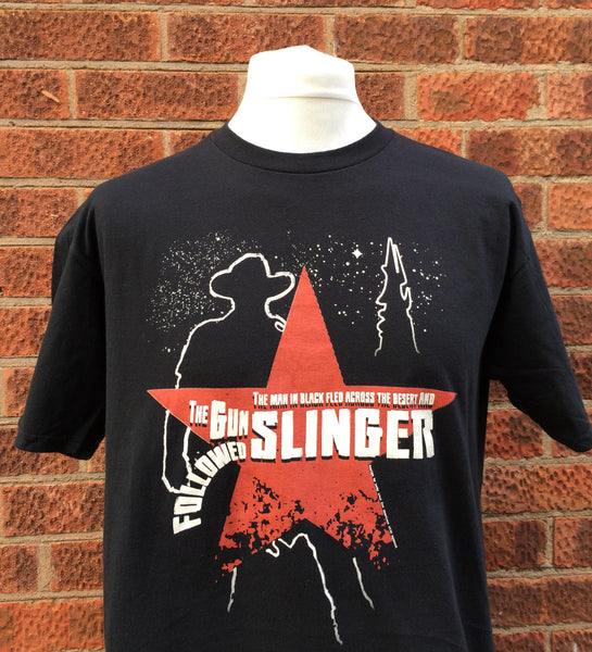 The Gunslinger T Shirt inspired by Stephen King's The Dark Tower