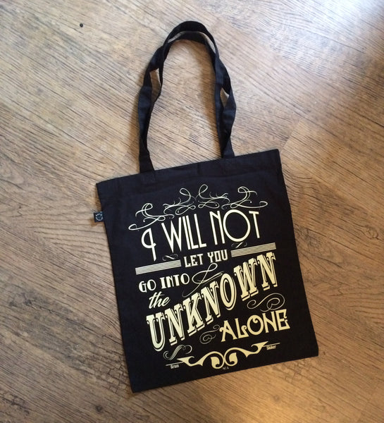 Dracula quote t shirt and tote bag double pack