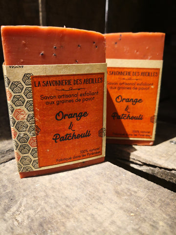 ORANGE ET PATCHOULI