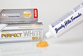 LAR02-7BHFPWG-DENTIFRICE PERFECT WHITE GOLD