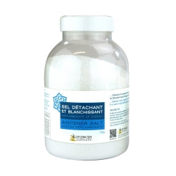 KAR12-KNX09-SEL DETACHANT ET BLANCHISSANT, PERCARBONATE DE SODIUM, 1 KG, KARAWAN-AUTHENTIC