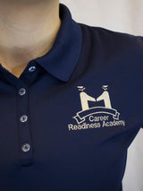 Polo - Short Sleeve Wicking - Ladies