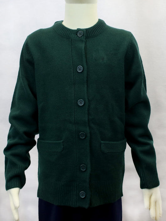 Cardigan Sweater with pockets - Youth