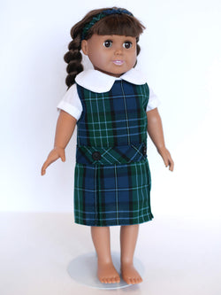 Plaid Doll Dress