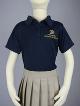 Girls Premium Wicking Polo