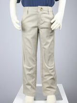 Boys Basic Khaki Pants