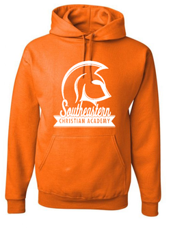 NEW Hooded SCA Pullover