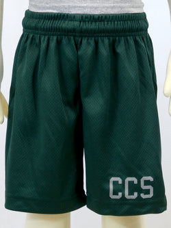 Shorts - PE - Forest Green