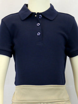 Girls Basic Polo