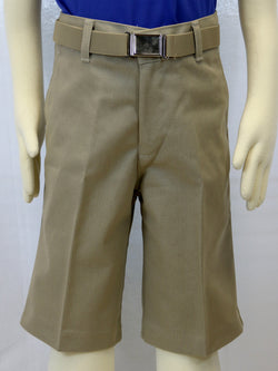 Boys Premium Khaki Shorts
