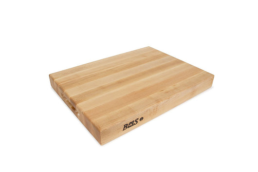 John Boos Maple Wood Edge Grain Reversible Cutting Board, 20 Inches x 15 Inches x 2.25 Inches - RA02