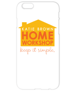 Katie's logo phone case