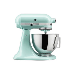Kitchen Aid Mixer 5 Qt. Artisan Series in Aqua Sky