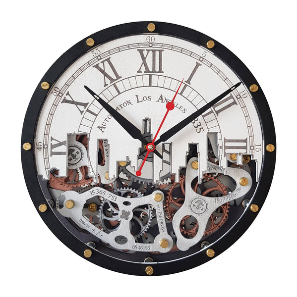 Automaton Los Angeles 1835 Wall Clock