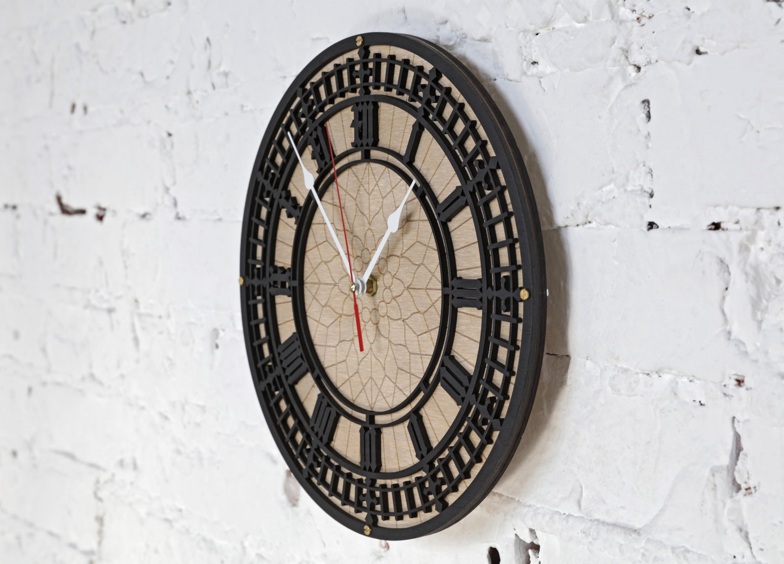 Big Ben Wall Clock - WOODANDROOT