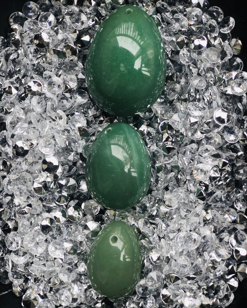 Why I chose a Green Aventurine Yoni Egg to wear during the #Elevateher event!