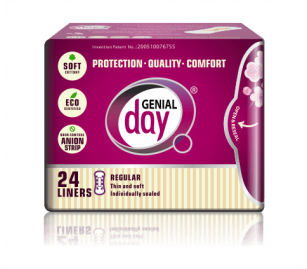 Genial Day Panty Liners