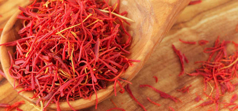 Home Remedies with Saffron