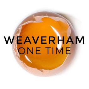 ONE TIME CUDDINGTON WEAVERHAM
