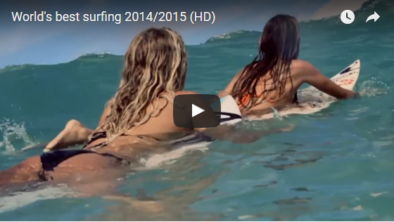 World's Best Surfing Video