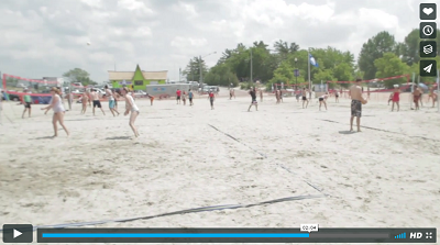 Not So Pro Beach Volleyball Tour Video