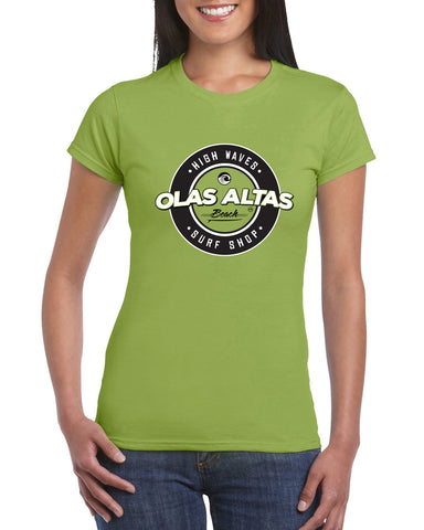 Ladies Surf Shop T-Shirt