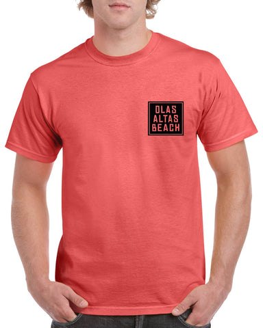 Men's Square Logo T-Shirt